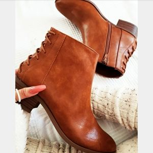 🆕️Apple Picking Collection// Rust bootie